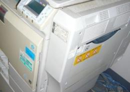 オフィス機器(複合機)の回収・処分